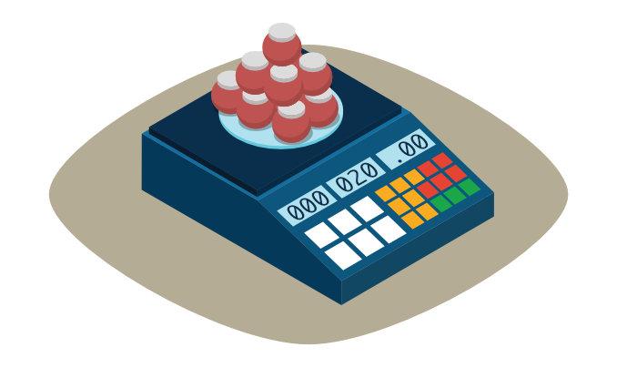 Dynamic price calculator