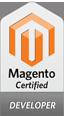 Magento Certified developer